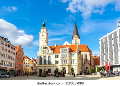 Ingolstadt, Town Hall, Germany