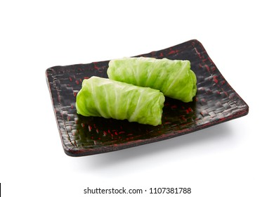 Ingredient for oden, rolled cabbage