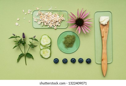 ingredients for cosmetic