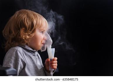 Inhalation child