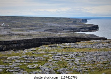 Inis Mor is the largest of the Aran Islands and has a haunting rocky landscape