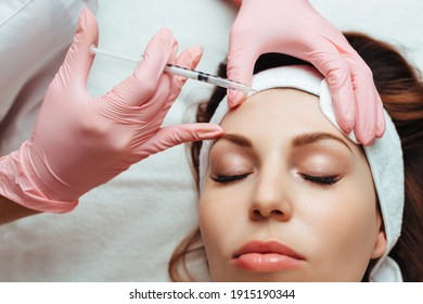 injection cosmetology botox and fillers