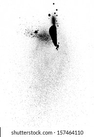 Ink blot, made myself