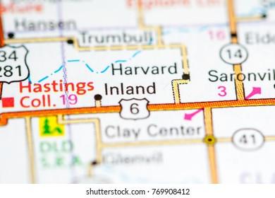 Harvard Neska USA On Map Stock Photo (Edit Now) 1031705071 ... on usa boston, usa washington, usa united states, usa airport,