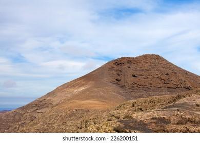 Inland Northern Fuerteventura, Canary Islands,  La Muda Mountain