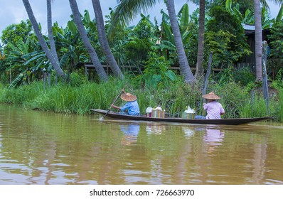 INLE LAKE , MYANMAR - SEP 07 : Intha people on there boat in Inle lake Myanmar on September 07 2017 , inle Lake is a freshwater lake located in Shan state