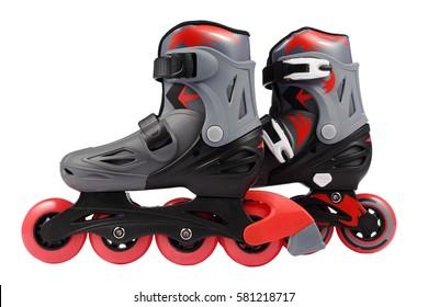 Inline Skates Images, Stock Photos & Vectors | Shutterstock