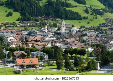 Innchen or San Candido, Dolomites, Trentino-Alto Adige, Province of South Tyrol, Italy