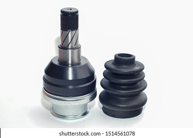 inner automobile joint with anther. constant-velocity joint. Since the purpose of this design was to transfer sufficiently high specific loads