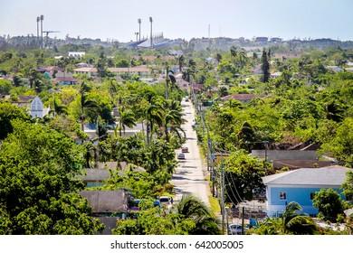 Inner City Street