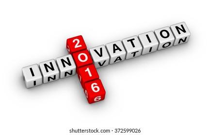 Innovation 2016 crossword puzzle