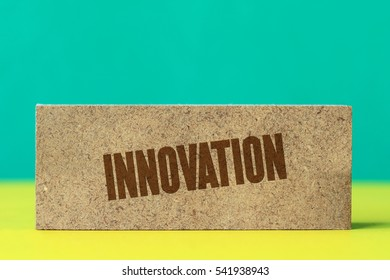 Innovation, Business Concept