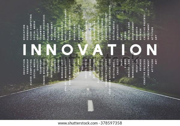 Innovationsinnovationskonzept für die Entwicklung von Erfindungen