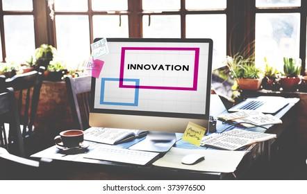 Innovation Technology Motivation Ideas Inovate Concept