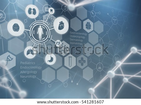 innovative technologies science medicine の写真素材 今すぐ編集