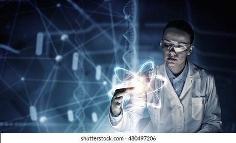 Innovative technologies in science and medicine . Mixed media