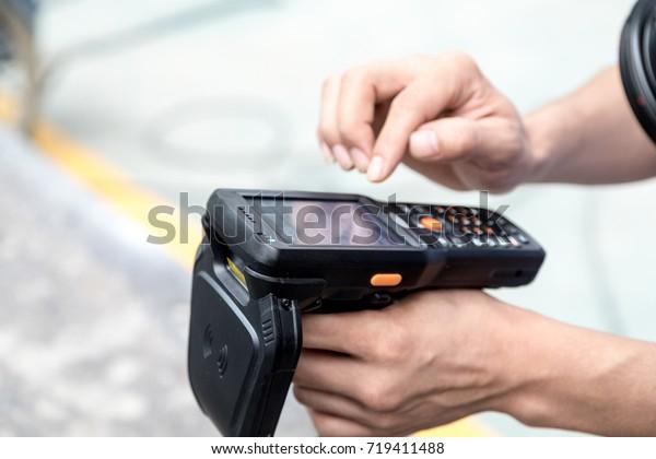 Input device data save