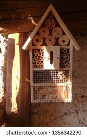 , Insect hotel, the place is important