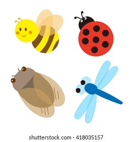 insects, icon