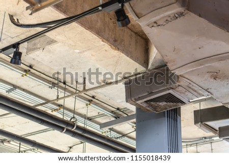 Fine Inside Building Shows Electrical Wiring Inside Stock Photo Edit Now Wiring Cloud Toolfoxcilixyz