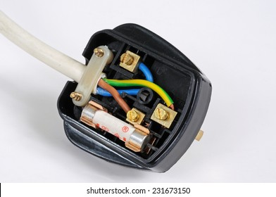Imágenes, fotos de stock y vectores sobre Live Neutral Earth ... on uk plug voltage, uk plug sockets, uk motor wiring, uk outlet wiring, power over ethernet wiring, headset wiring,