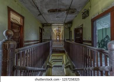 Inside fernald state hosptial