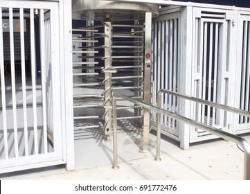 Steel Gate Images, Stock Photos & Vectors | Shutterstock
