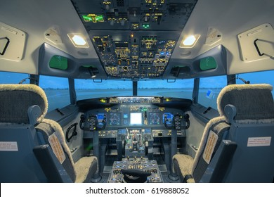 Flight Simulator Images, Stock Photos & Vectors | Shutterstock