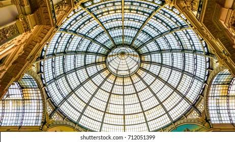 Inside Milan's Galleria Vittorio Emanuele II