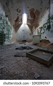 Inside Old Prison