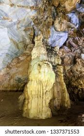 Inside Paradise Cave (Thien Duong Cave), Ke Bang National Park, Phong Nha, Vietnam