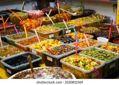 Inside the Tajrish bazaar in downtown Tehran.