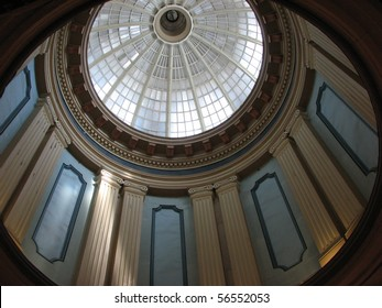Inside View of South Carolina State House Dome
