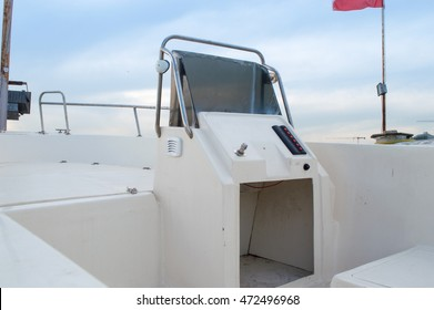 Inside of the White Boat