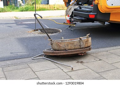 Inspection and examination of a sewer