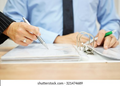 Inspector find fraud in company documentation