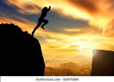 """Inspiration quote """" Keep going """" """"Start up"""" """"Success"""" """"finish"""""""
