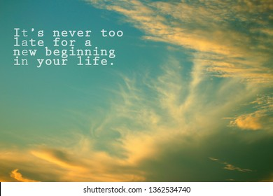 New Day Quotes Images Stock Photos Vectors Shutterstock
