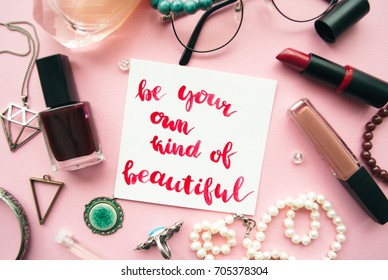 Makeup Quotes Stock Photos, Images & Photography | Shutterstock