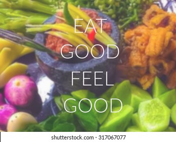 Inspirational Food Quote Stock Photos, Images & Photography ...
