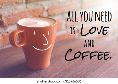 Monday Coffee Quotes Images Stock Photos Vectors Shutterstock