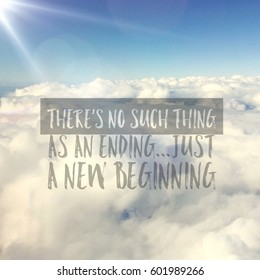 New Beginning Quotes Images, Stock Photos & Vectors ...