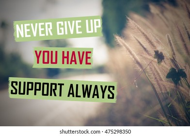 Inspirational Quote,Encouragement,nature background