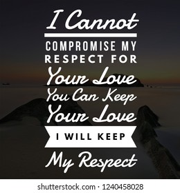 Royalty Free Respect Quotes Images Stock Photos Vectors