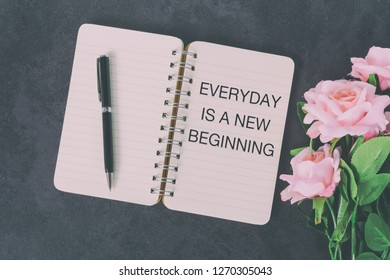 500 New Beginning Quotes Pictures Royalty Free Images Stock