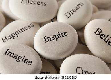 Inspirational stones - Inspire
