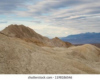 Inspiring landscape, Death Valley National Park, California, USA