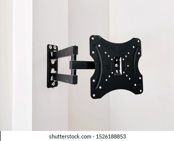 installation home appliances - TV (television) hanger attached to the wall/pillar  (adjustable)