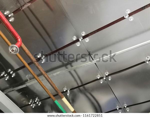 Installation Magnetic Shielding Mri Magnet Using Stock Photo (Edit