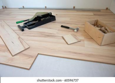 Installing parquet